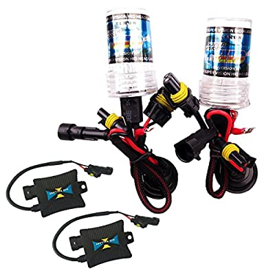 Xenon HID Kit - SODIAL(R)Xenon HID Kit 35W retrofit kit Headlight Car Lamp Type: H1 3000K