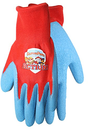 Childrens Jersey Gloves - 8
