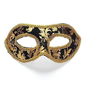 Wedding Party Womens Prom Mens Mask Venetian Style Velvet Masquerade