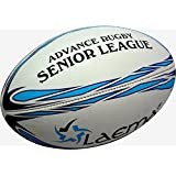 Laema Advance Nrl Hi-Tech Ultra Pin Grip 4 Ply Rugby League Match Ball Size 5