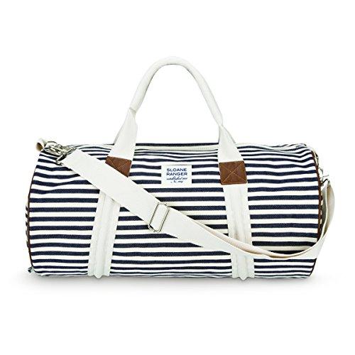 sloane-ranger-denium-stripe-canvas-duffle-bag
