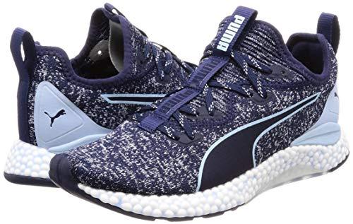 Chaussures Bleu Hybrid Puma Peacoat Runner Femme Wns cerulean AAtHT6q