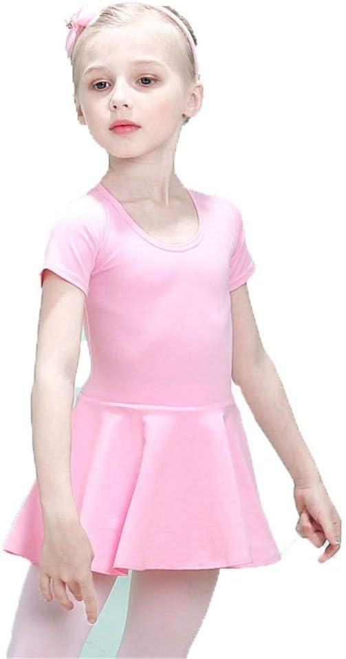 Faldas de danza para niña, Vestido de ballet para niñas Manga ...