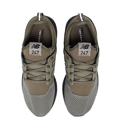 Khaki Trainers Balance 247 New Green Sqw8gO8ax