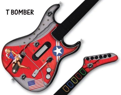Guitar Hero 3 - Skin para Guitarra Kramer de PS2, diseño ...