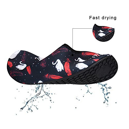 Swim Water Style31 Beach Women Men QLEYO Shoes Shoes Shoes Water Yoga Barefoot Quick for and Dry Shoes surf Skin for xBF4Bq1S