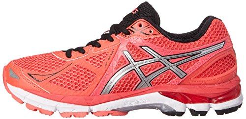 ASICS Women's GT-2000 3 Running Shoe, Diva Pink/Silver/Black, 6 M US by ASICS (Image #5)