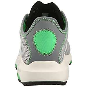 adidas Outdoor Men's Terrex Climacool Voyager Water Shoe, Clear Onix/Clear Grey/Energy Green, 11.5 M US