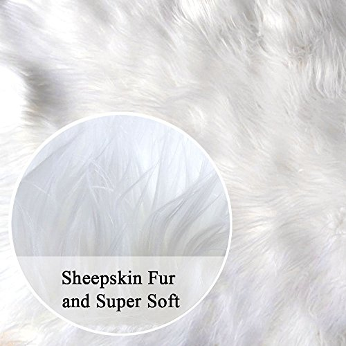 Review LEEVAN Super soft Faux