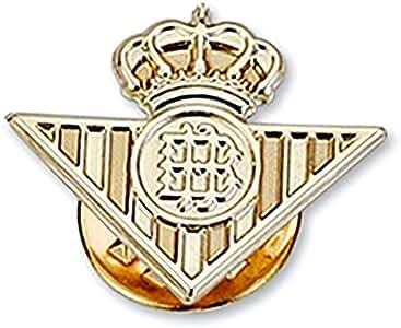 Pin escudo Real Betis oro de ley 9k 21mm. liso [8709] - Modelo ...