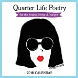 Quarter Life Poetry 2018 Wall Calendar by Samantha Jayne