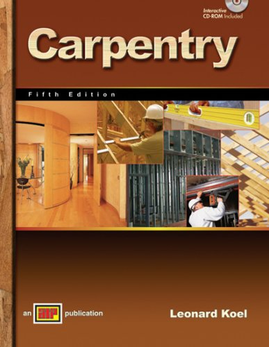Carpentry 5th Edition by Brand: Amer Technical Pub