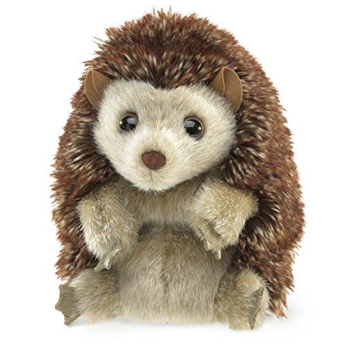 Hedgehog Finger Puppet - Folkmanis Hedgehog Hand Puppet