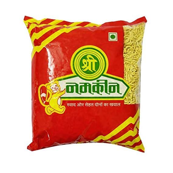 Shree Namkeen Poha Sev - Crispy & Crunchy (Ujjaini Sev) - 400gm.