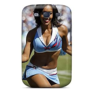 New Miami Dolphins Hottest Nfl Cheerleader Tpu Skin Case Compatible With Galaxy S3