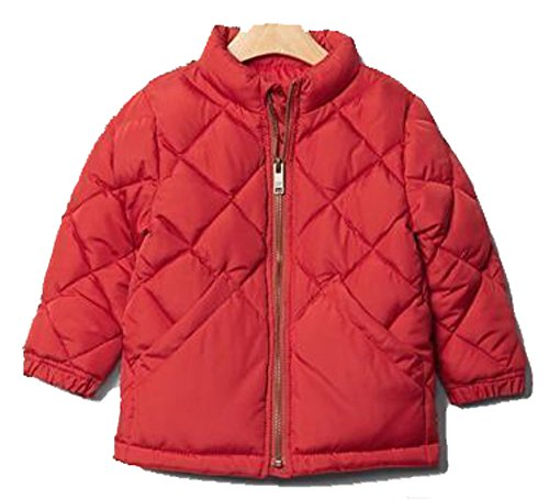 Quilted Poly Fill Jacket - 9