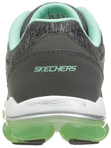 Skechers Moda Aria Menta La Sneaker 0 Skech Amano Città Delle Sportive Carbone Donne 2 6UxxwE