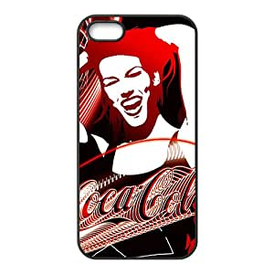 Drink brand Coca Cola fashion cell phone case for iPhone 5S