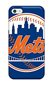 Hot Fashion TOuJiGH14336hfStG Design Case Cover For Iphone 5/5s Protective Case (new York Mets )