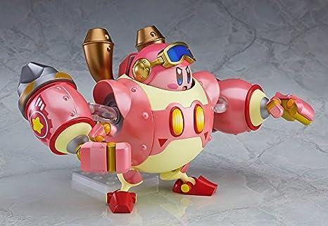 Nendoroid More Hoshi no Kirby Robo Planet Robobot Armor and Kirby Japan USED