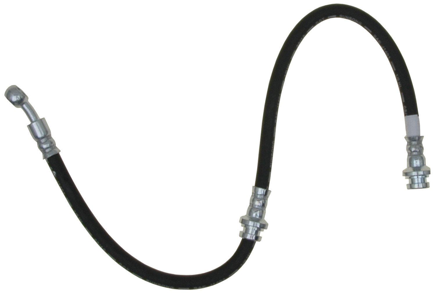 ACDelco 18J4191 Professional Front Passenger Side Hydraulic Brake Hose Assembly