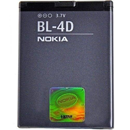 Rechargeable 1200mAh 3.7V Nokia Battery (BL-4D) BL4D for N97 E5 N8 E7 T7 (N8 Battery)