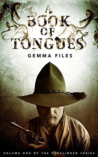 book cover of A Book of Tongues