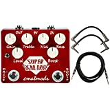 CMATMODS CMAT Mods Super Signa Drive Pedal w/ 3 Free Cables