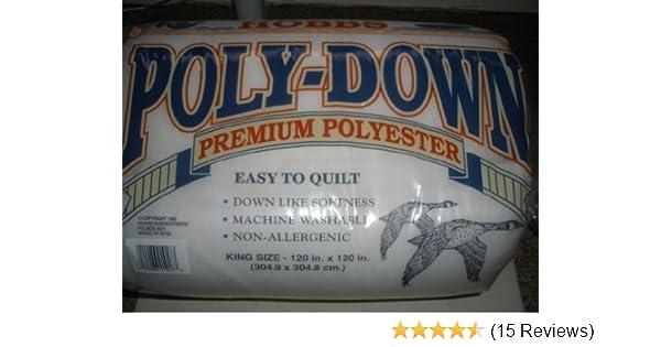 Wrap-N-Zap 100/% Natural Cotton Batting-Natural 22X10yd FOB MI