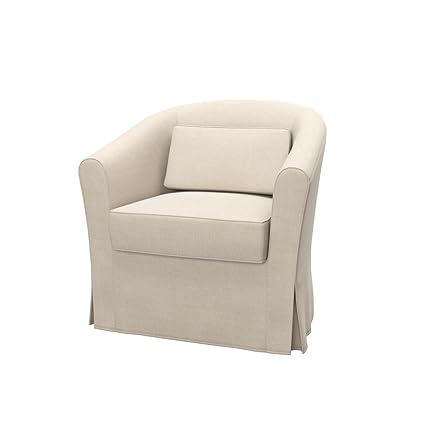 Ikea Poltrone Prezzi.Soferia Fodera Extra Ikea Ektorp Tullsta Poltrona Tessuto Elegance Creme