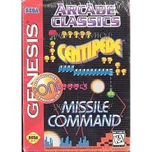 Arcade Classics - Missle Command, Centipede & Pong