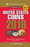 img - for A Guide Book of United States Coins 2018: The Official Red Book, Hardcover Spiral book / textbook / text book