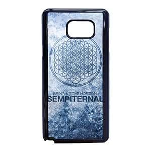 Tráeme el caso Horizonte H1C15S5PK funda Samsung Galaxy Note 5 funda 0IXI5M negro