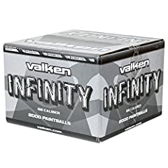 Infinity paintballs have a thicker shell which makes it very durable and perfect for the entry level marker. Infinity paint was designed and priced to be straight-shooting and affordable; it's the best paintball you can get for the price!