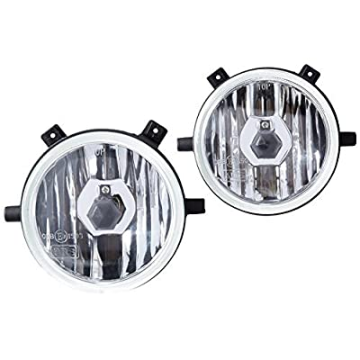 ARB 6821201 Fog Light Kit For Deluxe ARB Bumpers: Automotive