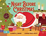 img - for The Night Before Christmas: A Light-Up Book book / textbook / text book