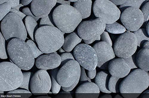 LF Inc  60 Lb  Premium Large Mexican Beach Pebbles 3-5 inches, Decor,  Garden, Landscape