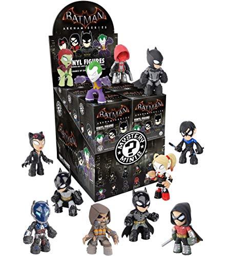 Figures Series Mini Batman - Funko Batman Arkham Series Mystery Minis Vinyl Figure (12 Pack)