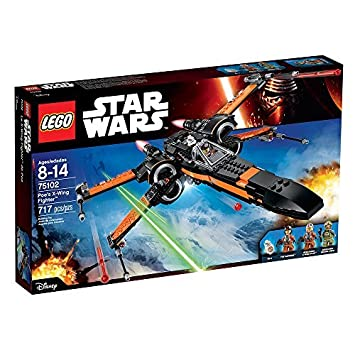 Lego Wing 75102 X Star Poe's Building Kit Wars Fighter O8kXwP0n