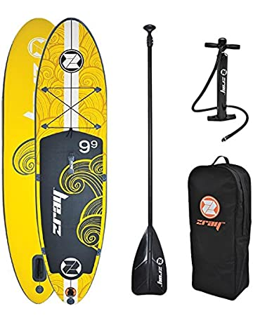 Zray x1 All Around Hinchable Stand Up Paddle Board, 9 9