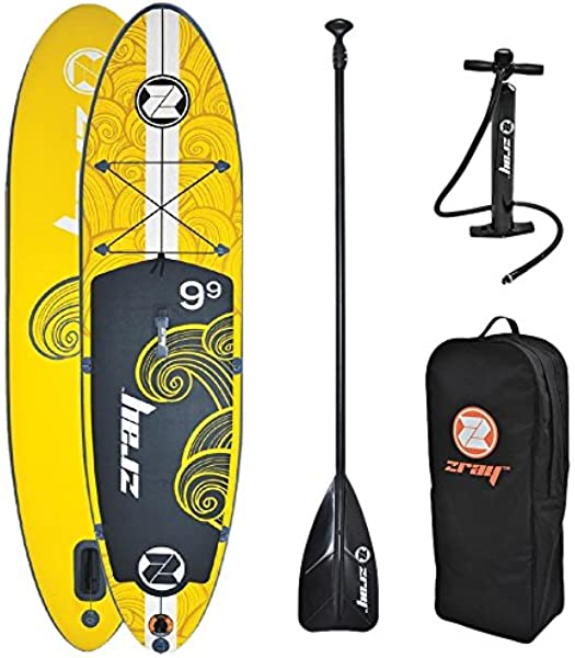 Zray x1 All Around Hinchable Stand Up Paddle Board, 9 9 ...