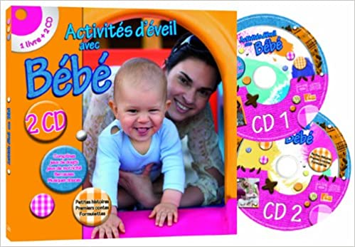 Activites D Eveil Avec Bebe 2cd Audio Amazon Fr Remi