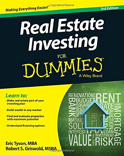 Real Estate Investing For Dummies by For Dummies
