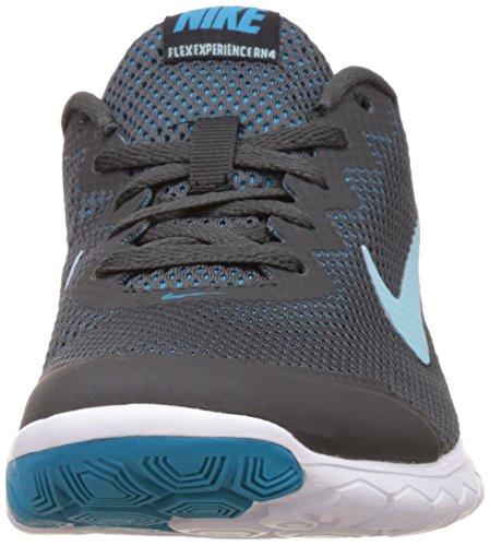 Nike Flex 2014 Rn 642791-017 Herren Sportschuhe White/White