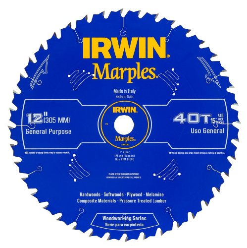 12 40 tooth saw blade - 8