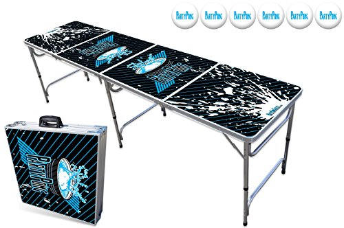 PartyPongTables.com 8-Foot Beer Pong Table - Splash Edition