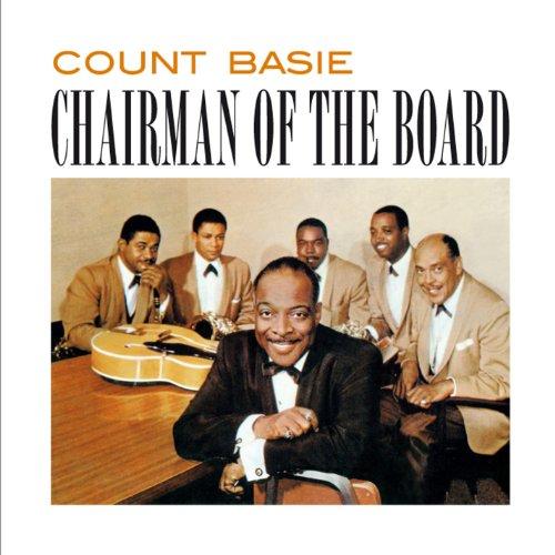 Chairman Board BASIE COUNT