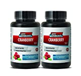 Product review for Cranberry ns - CRANBERRY CONCENTRATED 252Mg with Vitamins C and E - Digestive cleaner - 2 Bottles 120 softgels