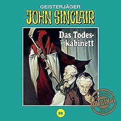 Das Todeskabinett (John Sinclair - Tonstudio Braun Klassiker 89)