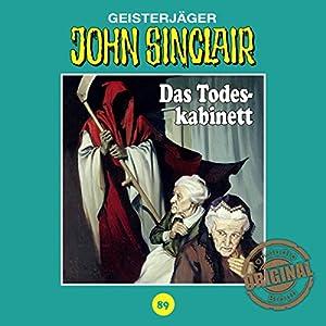 Das Todeskabinett (John Sinclair - Tonstudio Braun Klassiker 89) Hörspiel